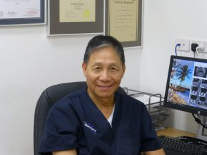 Stephen Yeung - Periodontist